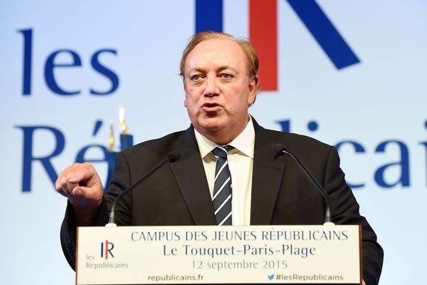 Marc-Philippe Daubresse (LR) préfère rester député et maire.