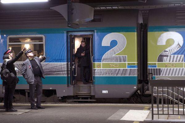 Le trafic SNCF en région Auvergne impacté par une grève en région parisienne et par le froid sur l'axe Clermont-Thiers