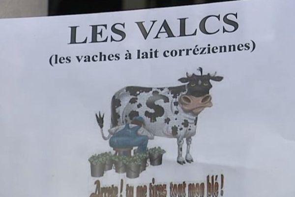 Les vaches à lait baisseront leurs rideaux samedi.