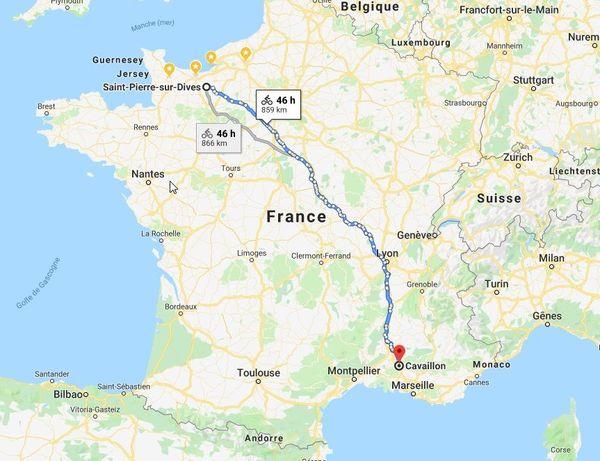 Charline et Théo, 15 ans, iront rejoindre Nicolas Macé, l'ami de son père avec lequel elle a gravi le Mont Blanc