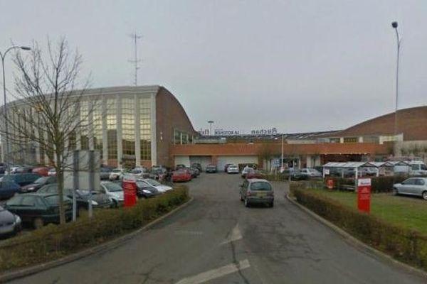 L'agression s'est passée au Auchan la Rotonde de Béthune.