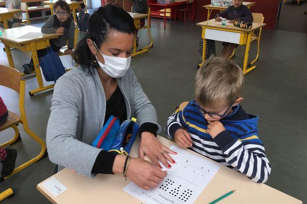 A Pléneuf-Val-André, enseignants et élèves s'adaptent face à l'épidémie de coronavirus
