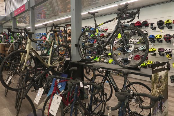 Sportbike Cesson-Sévigné. Le vélo un marché sous tension