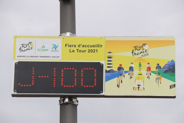 La ville du Creusot (Saône-et-Loire) marquera la fin de la septième étape du Tour de France.