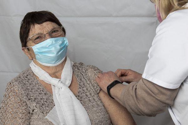 Les plus de 70 ans pourront se faire vacciner. (Illustration)