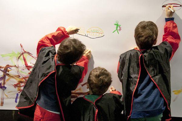 Espace enfants du salon art3f