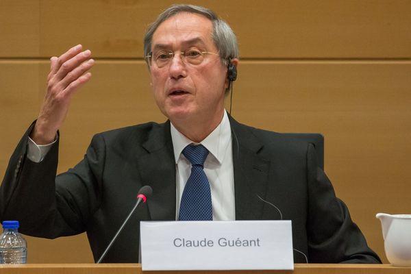 Claude Guéant, ancien Préfet du Doubs.