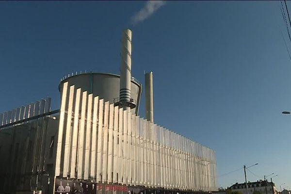 Cette installation devrait permettre une diminution de 70% des rejets des gaz à effet de serre