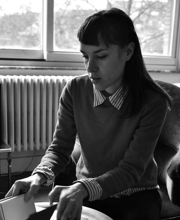 Sarah Cheveau, jeune autrice et illustratrice bruxelloise