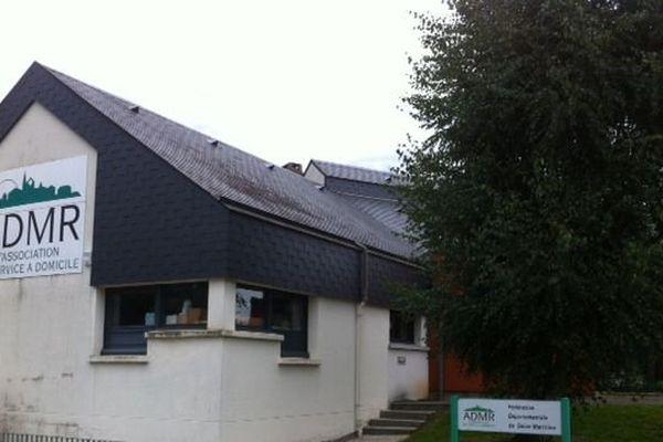 Le siège social de l'ADMR à Montville (Seine-Maritime).
