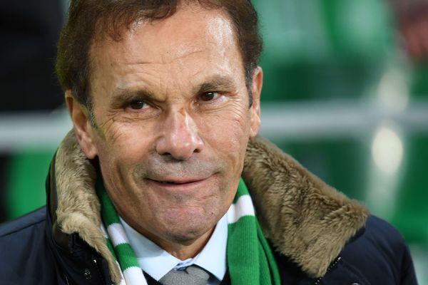 """Roland Romeyer garde un très mauvais souvenir de la défaite 5 buts à 0 de l'AS Saint-Etienne à domicile contre l'Olympique Lyonnais. """"Cette nuit-là, je suis resté dans mon bureau, j'étais triste""""."""