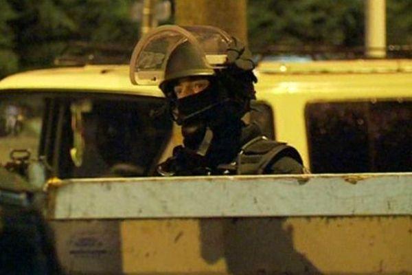 Une soixantaine de policiers s'est déployée tôt ce matin dans le quartier des Moulins à Nice.