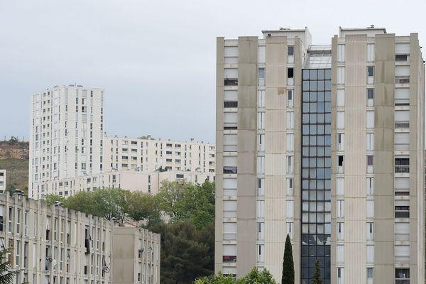 La Tour K domine la cité de la Castellane depuis 50 ans.