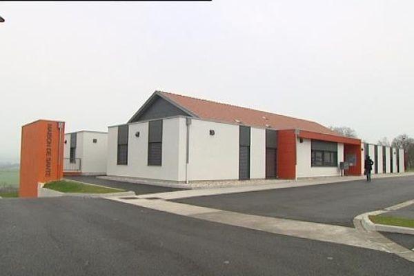 La nouvelle maison médicale de Saulx