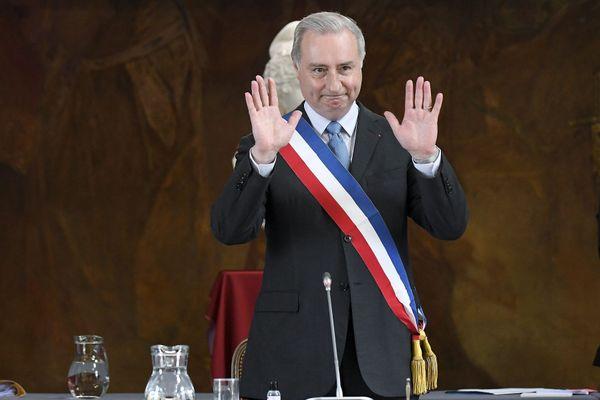 Toulouse : Jean-Luc Moudenc élu maire du conseil municipal vendredi 3 juillet