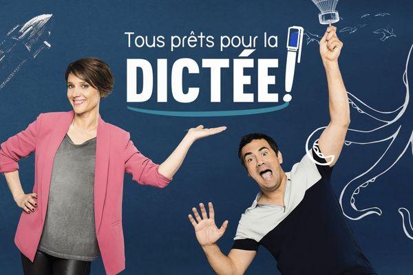 L'émission Tous prêts pour la dictée sera diffusé sur France 3 lundi 24 mai à partir de 14h00.
