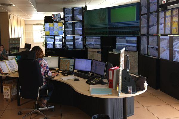 Le PC Vinci Autoroute de la région Centre-Auvergne est sur le pont ce week-end.