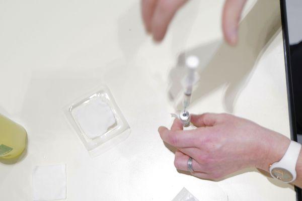 Covid-19 - La campagne de vaccination en Moselle à l'hôpital de Metz a permis la vaccination de 100% du personnel soignant.