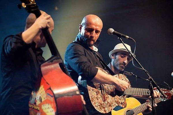 Karpatt, chanson/jazz manouche jouera à Dieppe le 10 Mai 2019