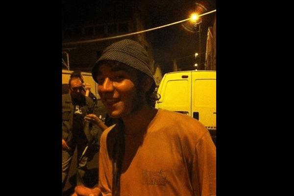 Photo du disparu prise par un habitant de Clermont-Ferrand après l'appel à témoin