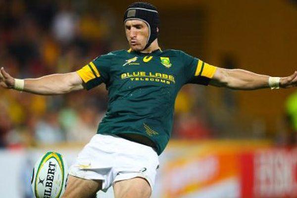 Johan Goosen,le  trois-quarts polyvalent sud-africain a été racheté par le MHR - février 2018