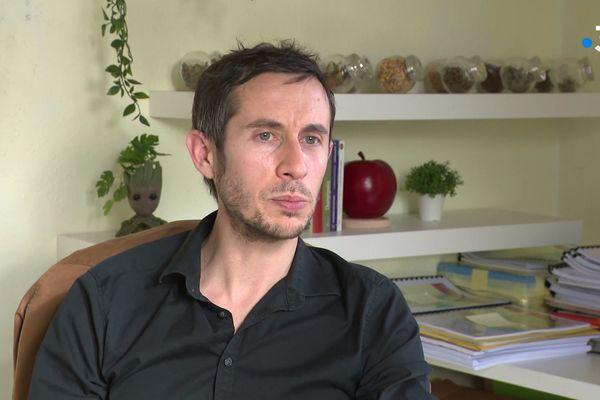 Kévin Lomberger, fondateur et directeur de l'ENA&MNC