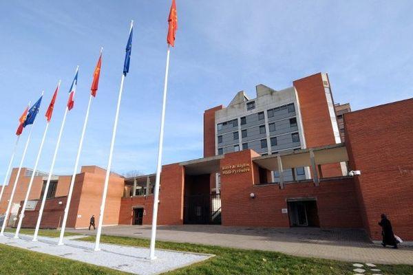 Le Conseil Régional de Midi-Pyrénées à Toulouse.