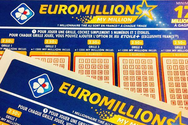 """Le gagnant a jusqu'au 3 décembre pour retirer son """"pactole""""."""