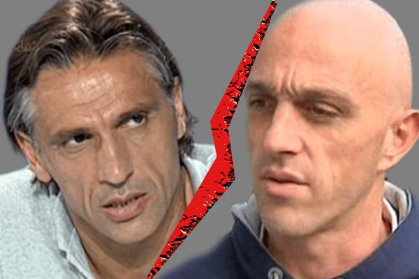 Rien ne va plus entre Régis Brouard, l'entraineur du Clermont Foot, et son attaquant, Jean-François Rivière. Le président du club, Claude Michy, a pris la défense de son entraîneur.