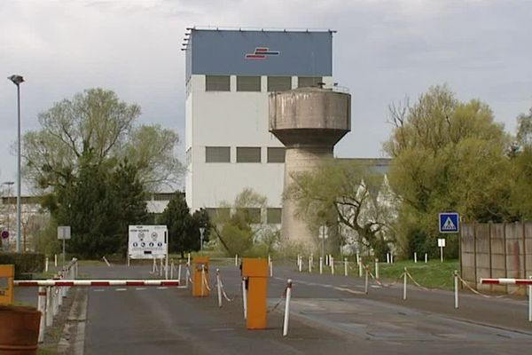 L'usine NLMK de Beautor produisait jusqu'en 2016 des composants en acier pour l'industrie automobile.