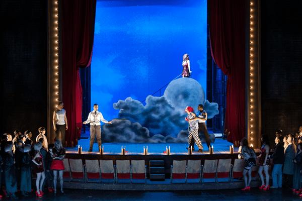 Carmen d'Olivier Py - création à l'Opéra nationale de Lyon 2013