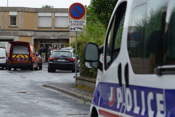 Le drame a eu lieu à la maternelle Edouard Herriot d'Albi