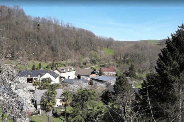 La commune de Bourréac (Hautes-Pyrénées) se situe à quelques kilomètres de Lourdes.