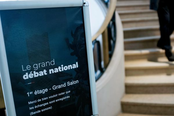 France Info s'est rendu chez la société chargée d'analyser les contributions en ligne au grand débat national - Photo d'illustration