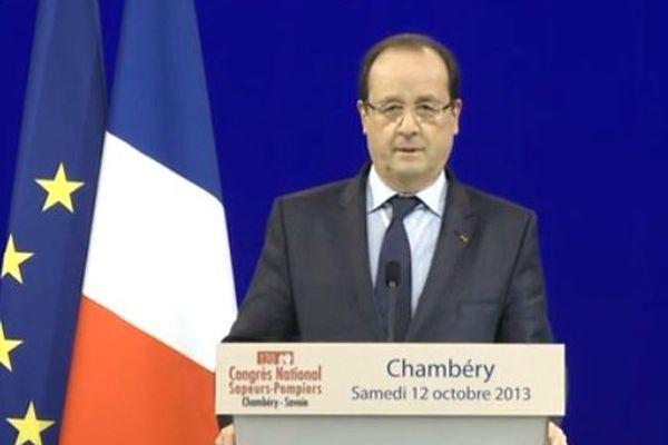 François Hollande - ARCHIVES