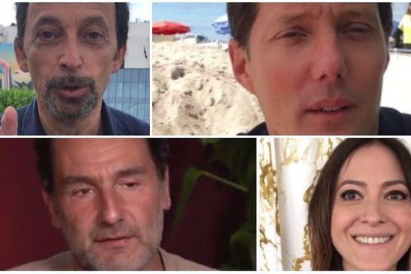 Festival de Cannes : Keren Ann, Lellouche, Pesquet, Metayer... Nos interviewes décalées