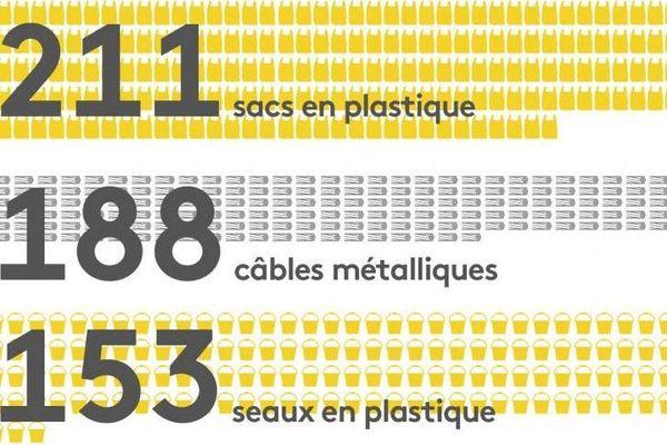 Capture d'écran infographie pollution Vieux-Port.