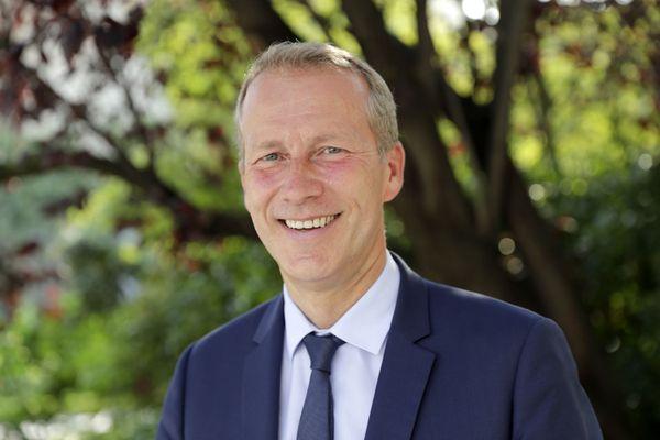 Guillaume Garot, député PS de la Mayenne, candidat à la présidence du Conseil régionale des Pays de la Loire en 2021