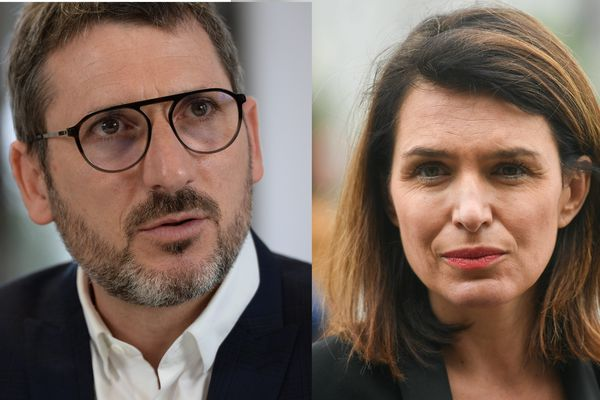 Matthieu orphelin et Christelle Morançais à couteaux tirés avant le premier tour des Régionales 2021