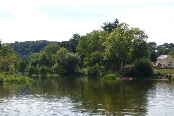 Sur la Vilaine