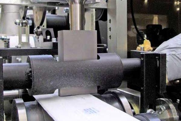 Les modules de soudure fournis par Europe Technologies permettent d'assembler les bords et masques et les élastiques.