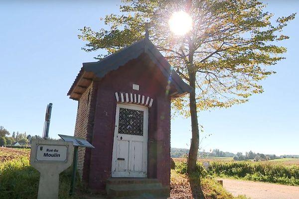 """La chapelle """"Marie-Consolation-de-la-Peur"""""""