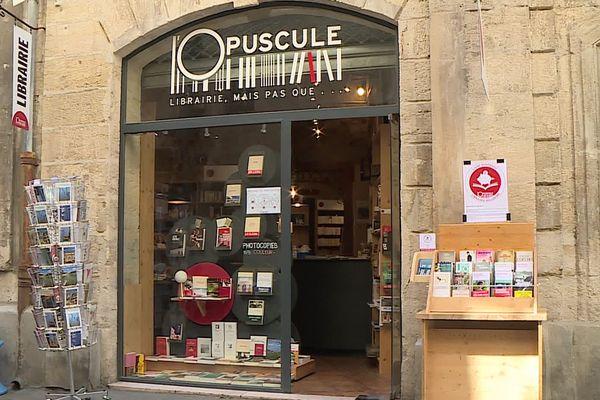 Librairie Opuscule à Montpellier