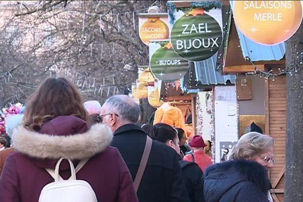 Le marché de Noël de Bordeaux fait déjà l'objet d'une surveillance accrue depuis 2017.