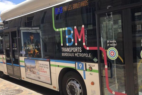 Un bus de la TBM (image prétexte)