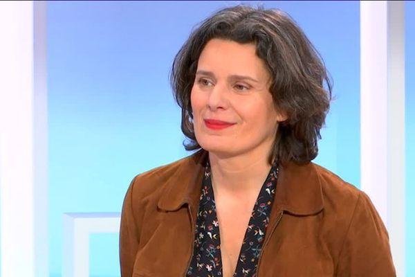 Fabienne Colboc invitée de Rebecca Benbourek dans le 19/20 Centre Val de Loire