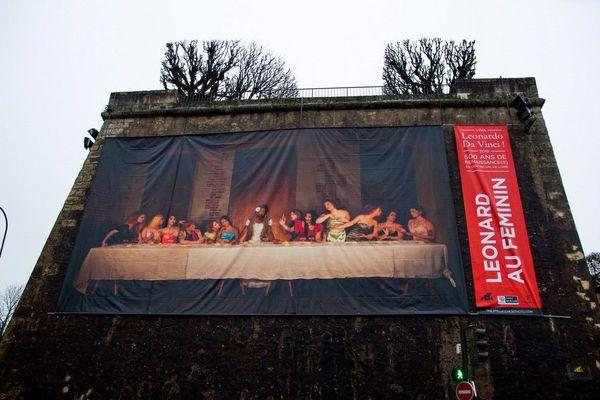 La Cène au féminin sera exposée le 8 mars à Blois.