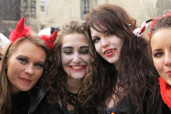 Les vilaines sorcières
