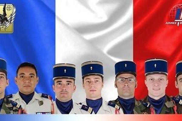 Le dernier hommage militaire a eu lieu au 5e RHC de Pau