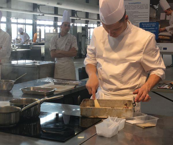 Les métiers de la cuisine sont prisés cette année